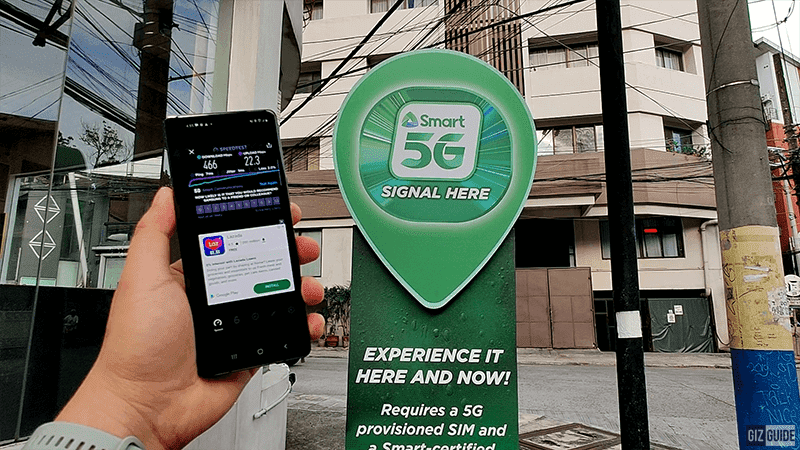 Smart expands 5G coverage in Metro Manila and Luzon