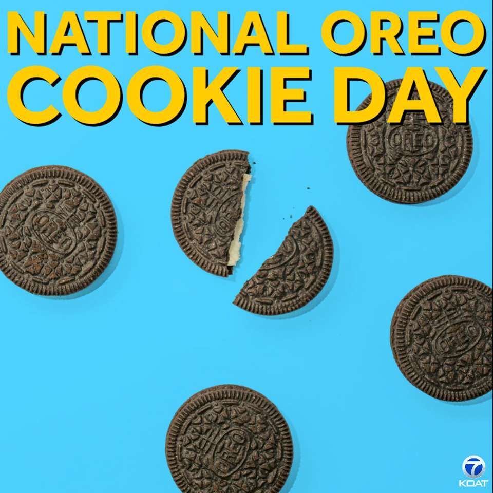 National Oreo Cookie Day Wishes Lovely Pics