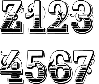 Art font