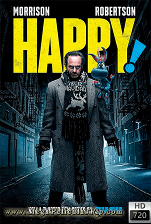 Happy Temporada 1 [720p] [Latino-Ingles] [MEGA]