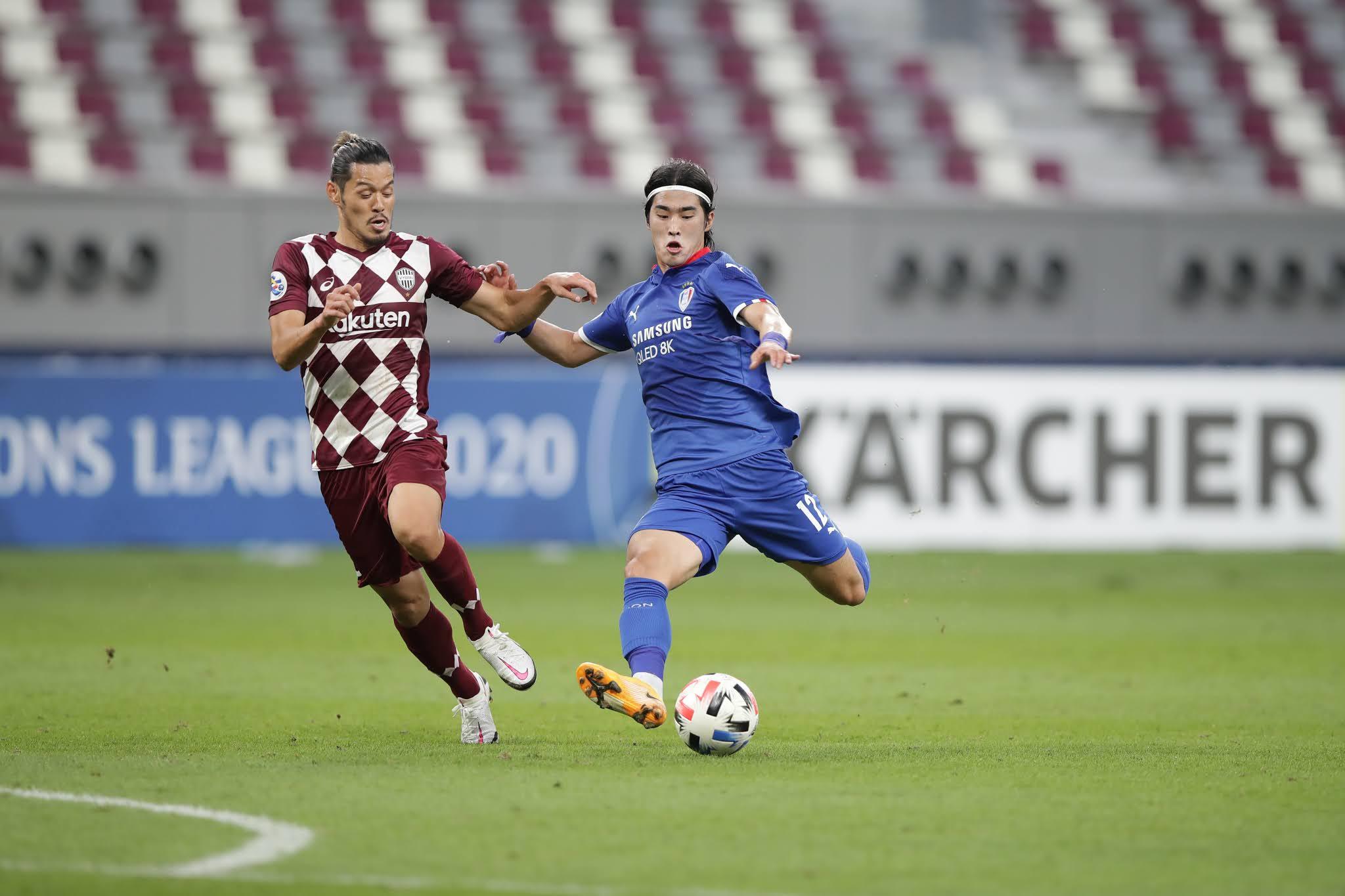 Vissel Kobe vs Suwon Samsung Bluewings