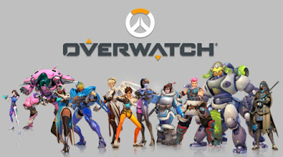 Overwatch game perempuan pc dan hp