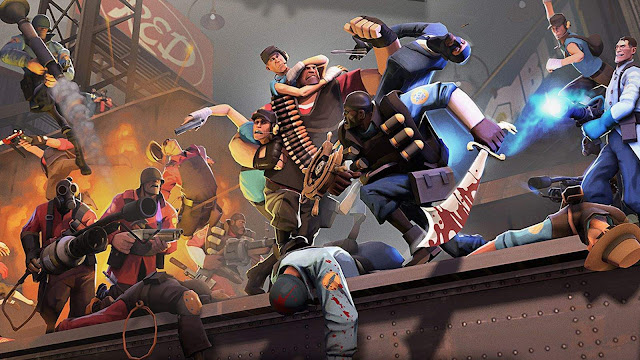 TEAM FORTRESS 2 : Official Game Direct Free Download