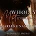 Release Blitz -  Wholly Matrimony by Charlene Namdhari