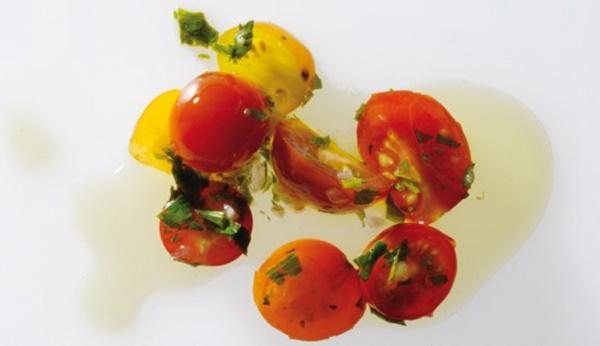 Tomaten-Zitronen-Sauce