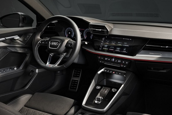 Interior Audi A3 Sedán 2020