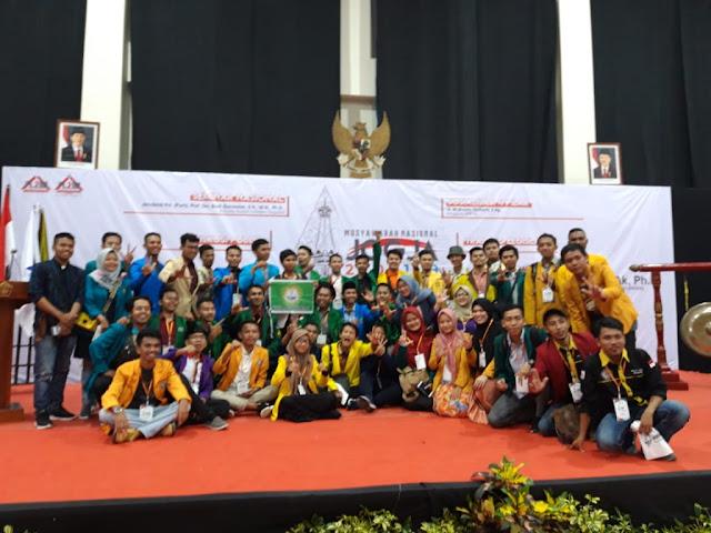 Mahasiswa UIN Ar-Raniry Ikuti Munas FL2MI Yogyakarta