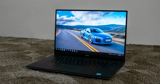The new Dell XPS 15 with 4K OLED is now available