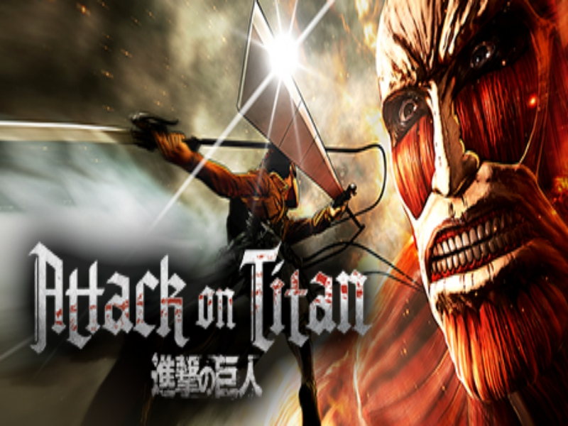 Download Attack on Titan Wings of Freedom Game PC Free