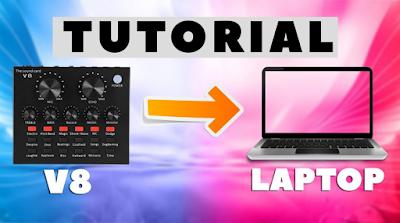 Cara Menghubungkan Soundcard V8 ke Adobe Audition   Roliyan.com