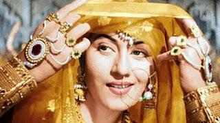 Madhubala in Film 'Mughal e azam'