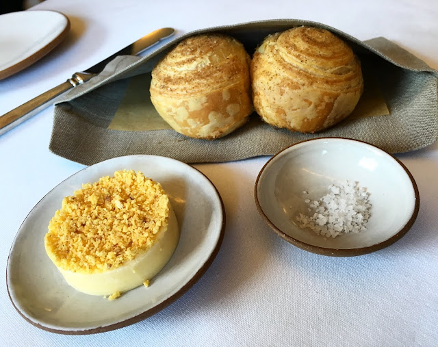 Laminated Rolls with Cultured Butter and Local Salt
