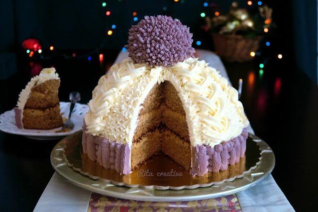 tort czapka zimowa