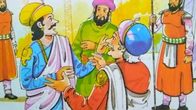 Latest Akbar Birbal Story Hindi