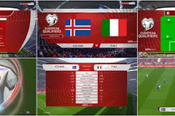 World Cup Qualifying 2022 Mods - PES 2017