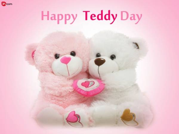 teddy day clipart