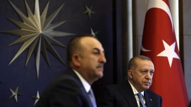 Η Τουρκία καταγγέλλει Ελλάδα και Κύπρο σε ΕΕ, ΟΗΕ και ΝΑΤΟ