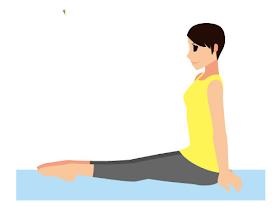 坐著打直腳踝1分鐘,就能消水腫,讓小腿修長變直