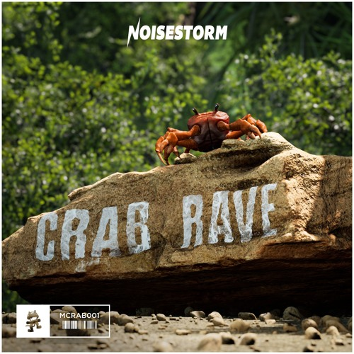 "Noisestorm Makes Mighty Return with ""Crab Rave"""
