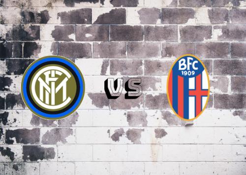 Inter de Milán vs Bolonia  Resumen y Partido Completo