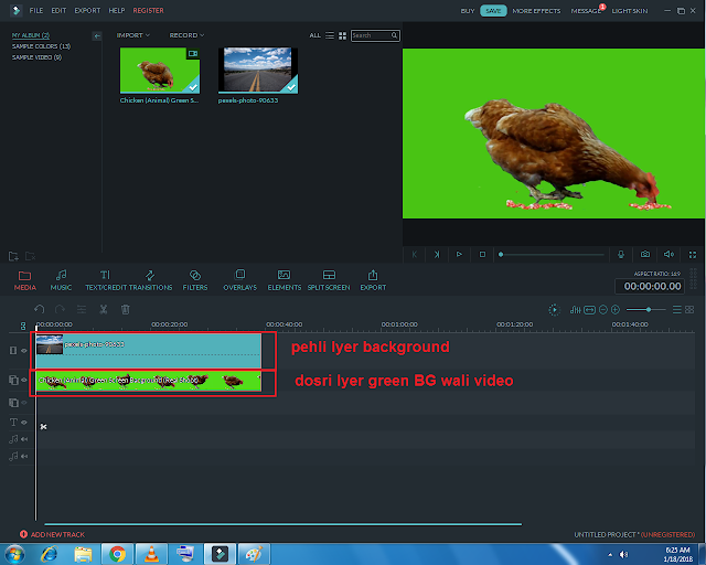 filmora editing software