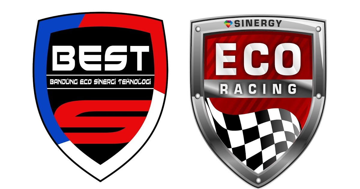 Logo PT. BEST dan Eco Racing