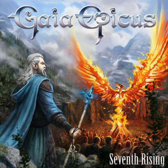"""Ο δίσκος των Gaia Epicus """"Seventh Rising"""""""