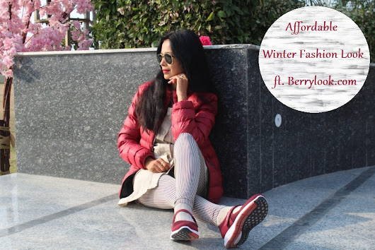 Affordable Winter Fashion Look ft. Berrylook.com