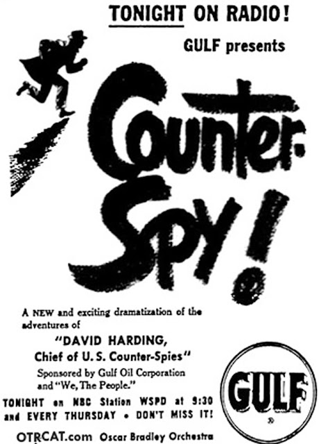 Counterspy premieres on 18 May 1942 worldwartwo.filminspector.com