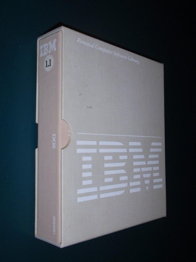 PC-DOS 1.1