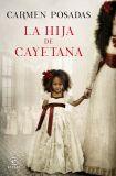 La hija de Cayetana - Portada