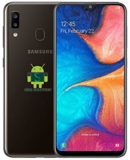 Samsung A20 SM-A205U Combination FirmwareStockromFlashfile Download