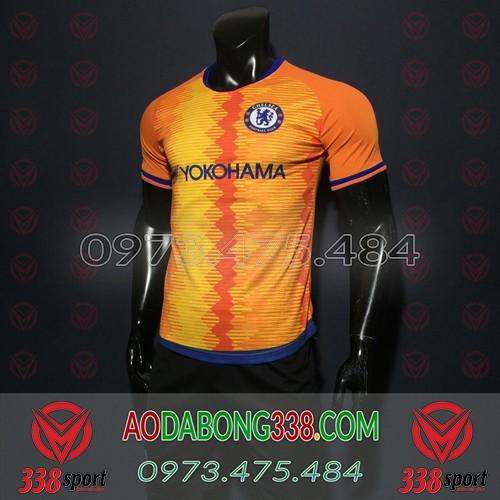 Áo Chelsea Cam 2019 2020 Training 7