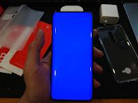 Oneplus 7 pro 全藍螢幕檢查