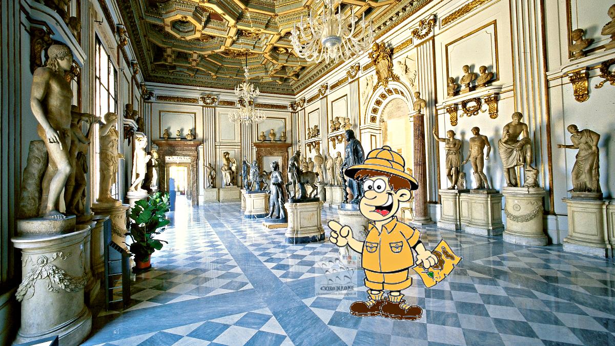 Bambini: Alla Scoperta dei Musei Capitolini. Visita e Attività