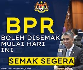 Semakan Status BPR 3.0 & Rayuan Boleh Disemak Mulai Hari Ini