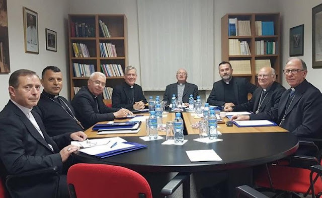 Albania's Catholic bishops call for dialogue