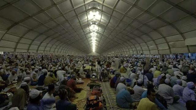 India Blokir 2.550 Muslim Masuk India Sampai 10 Tahun