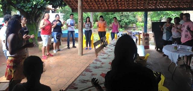 JM de Mogi Guaçu (SP) completa seu primeiro ano de grupo