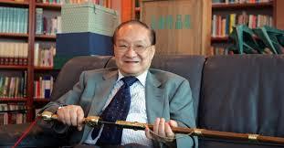 Jin Yong (chin yung)
