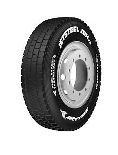 JK Tyres launchers xf series fuel saver efficient tyre