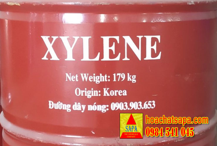 Dung môi Xylene - Xylol - Dimethylbenzen