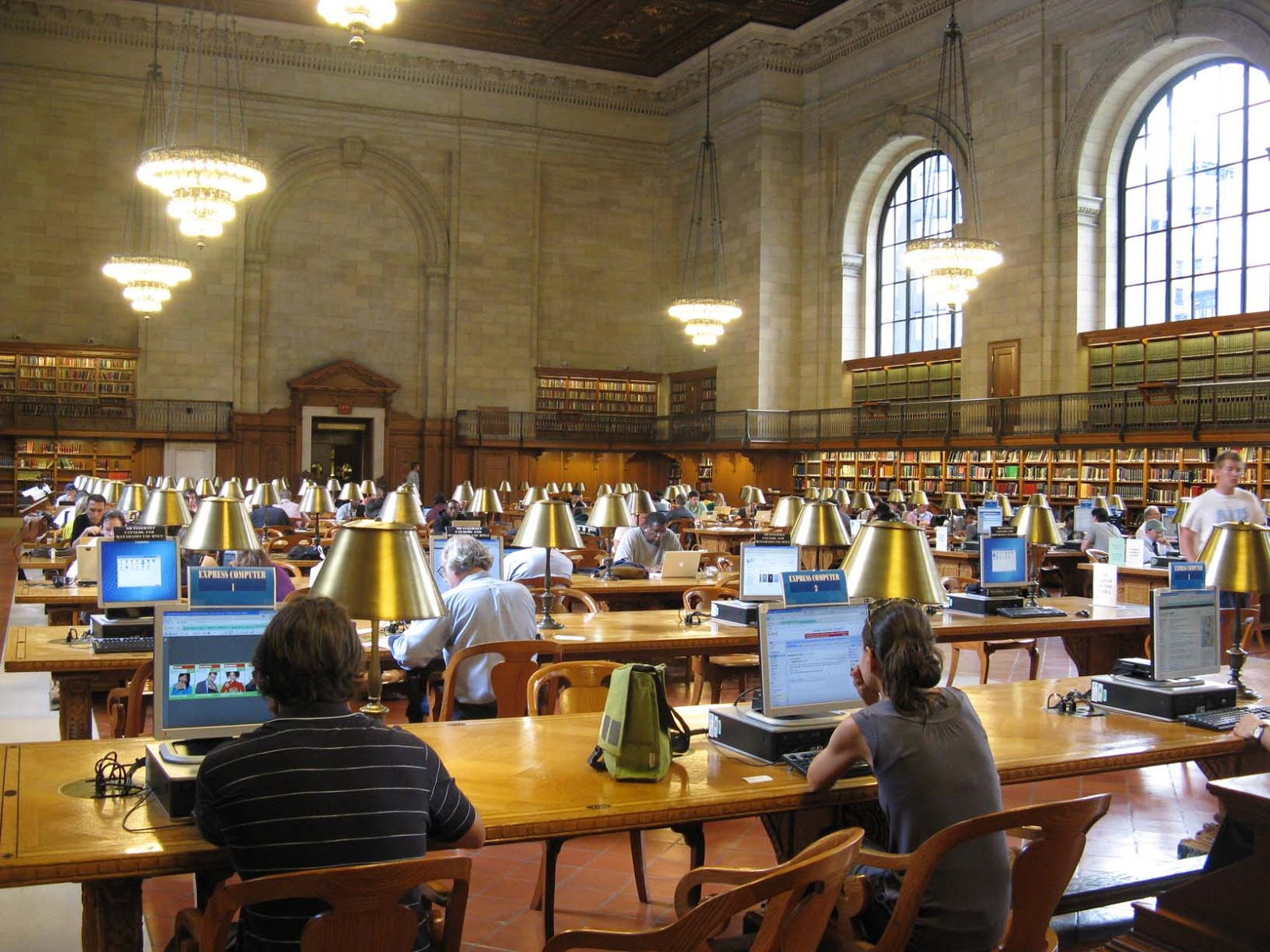 The Anthropologist In The Stacks New York Public Library