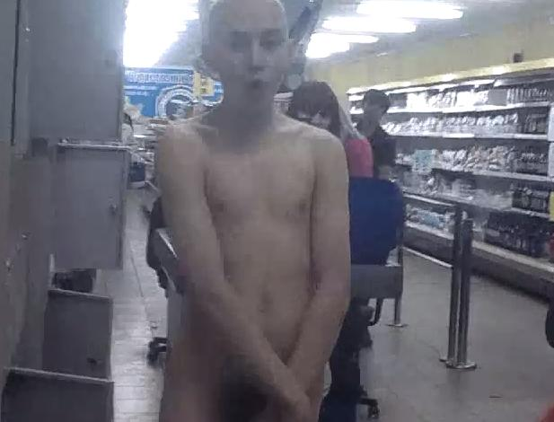 twink boys naked in public