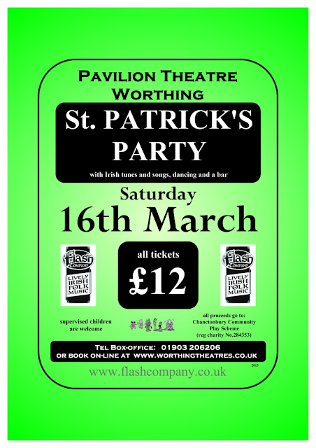 Irish Jig for St. Patrick's Day