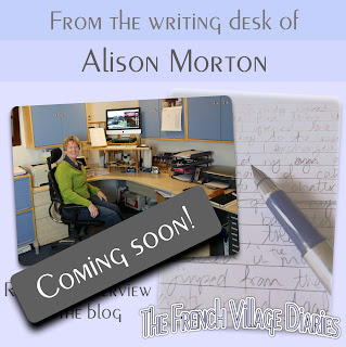 French Village Diaries book review Double Identity Alison Morton #DoubleMirrorTour