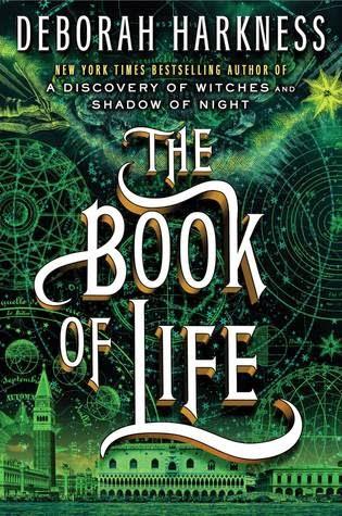 The book of life book deborah harkness