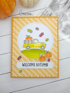 A card by Diane Morales created for the Inky Paws Challenge by Newton's Nook Designs