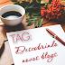 TAG: Descobrindo Novos Blogs
