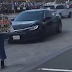 Man drives through Diamond Bar protest against Asian American hate crimes